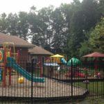 Playground Enclosures