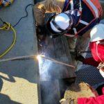 Tieback Repair